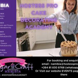 WINDHOEK - Wedding Cake Project Class (Advanced)