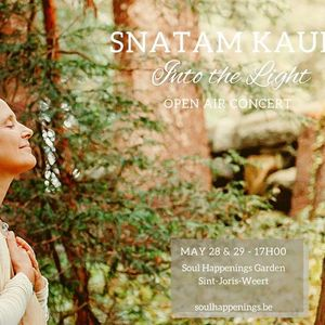 Snatam Kaur - Peace through Sacred Chants Tour - Brussels -  New Date