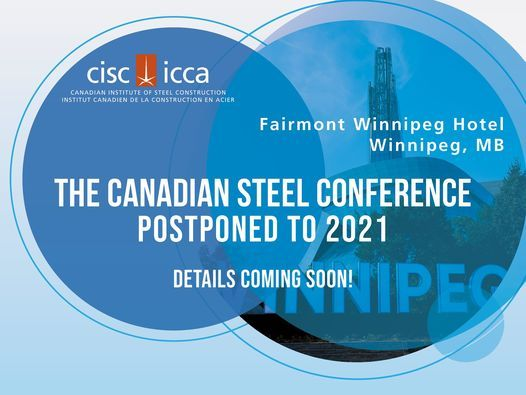 The Canadian Steel Conference, 28 September | Event in Winnipeg | AllEvents.in