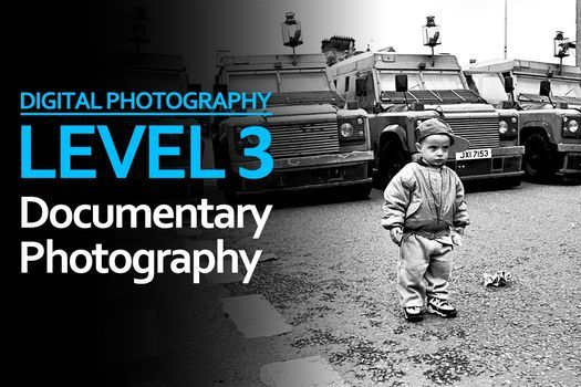 Level 3: Documentary Photography, 5 December | Event in Belfast | AllEvents.in