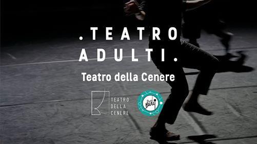 Corso Teatro Adulti - Lezione di prova - Teatro della Cenere