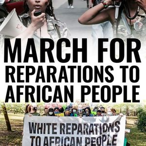 St Louis March for Reparations to African People