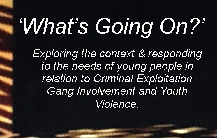 What's Going On?, 11 February | Event in Bristol | AllEvents.in