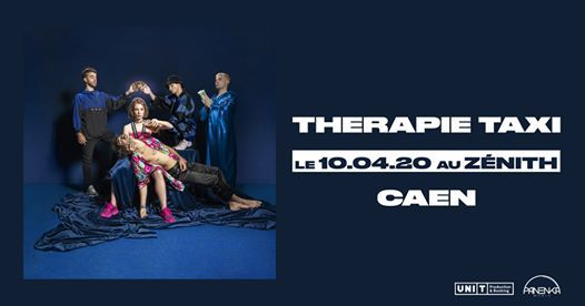 Therapie TAXI  Michel le 10 avril 2020 au Znith de Caen