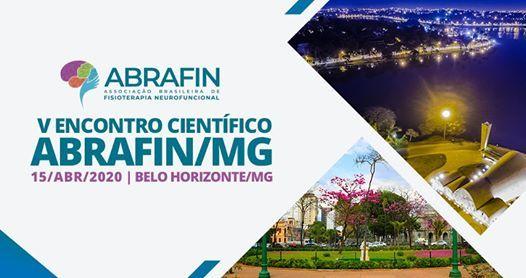 V Encontro Cientfico AbrafinMG - NEURO & BEER