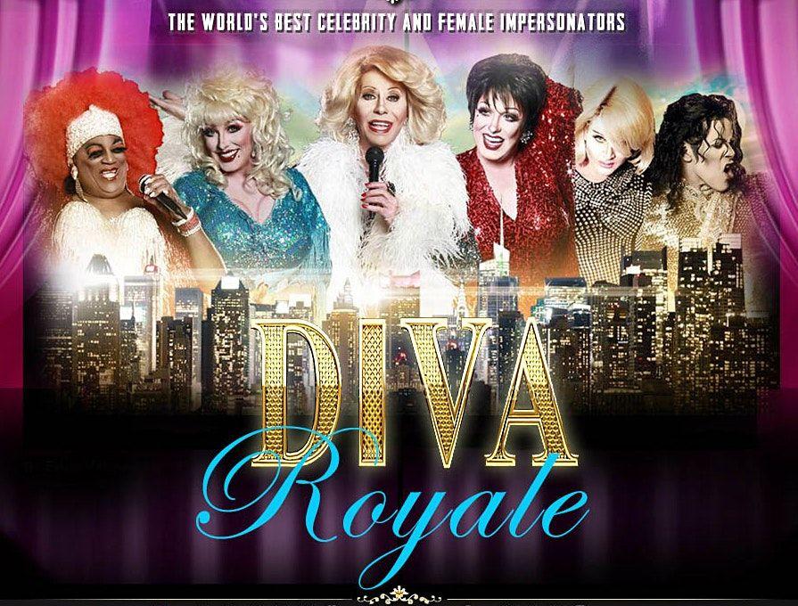 Diva Royale - Drag Queen Dinner & Brunch Southampton