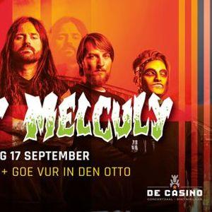Fleddy Melculy  DJ Turbeau in De Casino