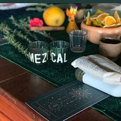 Spirit-ual Ceremony with Gem & Bolt  Mezcal