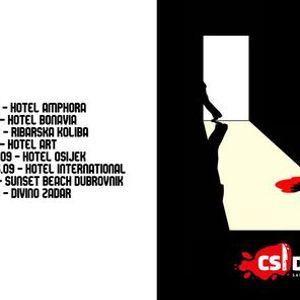 Csi Dinner - Case 0528RI