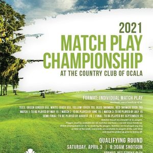 2021 Match Play Championship - Golf Members Only
