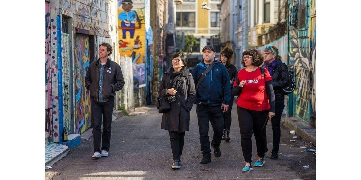 Flavors and Murals of the Mission (2020-01-25 starts at 930 AM)