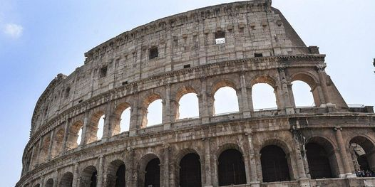 A Virtual Guided Tour of Ancient to Modern Rome, 3 May | Online Event | AllEvents.in