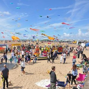 2021 St Annes International Kite Festival