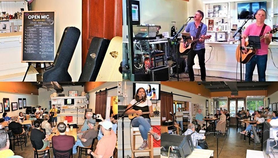 The Beat Hosted Open Mic