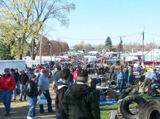 Southern Auto Parts >> Tanner Southern Auto Parts At The Canfield Swap Meet Canfield