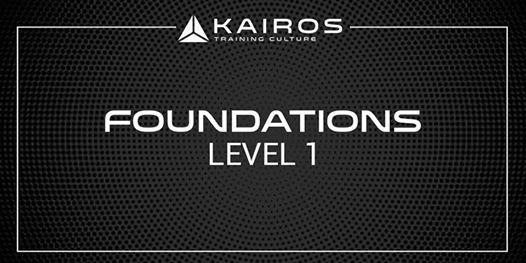 Kairos Training Camps Level 1 - Foundations - Kansas City MO