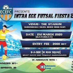 Intra ECE Futsal Fiesta 2021