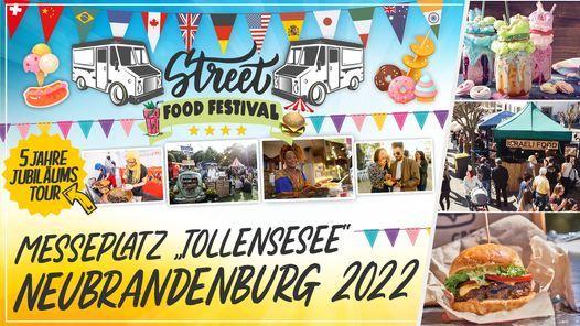 Street Food Festival Neubrandenburg 2021, 4 June   Event in Fürstenberg   AllEvents.in
