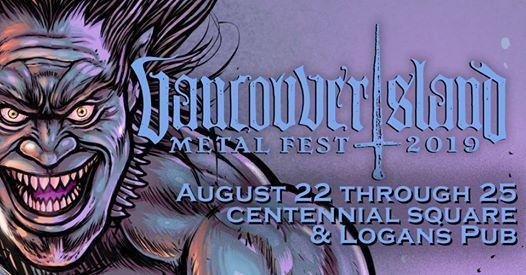 Vancouver Island Metal Festival 2019