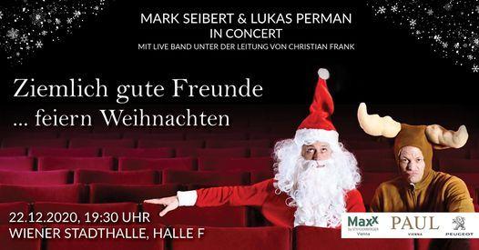 Ziemlich gute Freunde feiern Weihnachten, 22 December | Event in Vienna | AllEvents.in