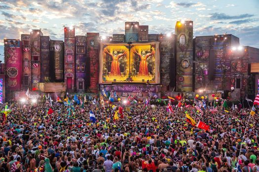 Tomorrowland Live 2021 - Weekend 1, 27 August   Event in Boom   AllEvents.in