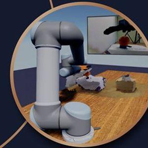 Virtual Exhibit Series  VR and Telerobotics