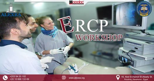 Advanced workshop on ERCP & ESD