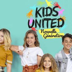 Kids United Nouvelle Gnration  Brest Arena  03102021