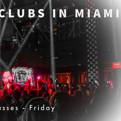 3 Parties for 1 Price VIP PARTY PACKAGE DEAL in Miami Beach & South Beach