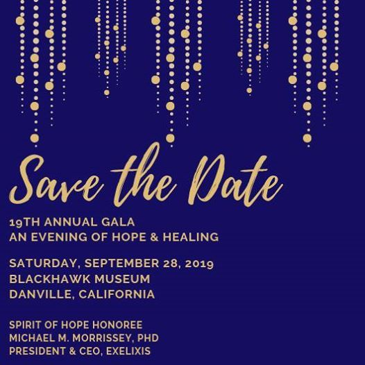 An Evening of Hope & Healing at Blackhawk Museum, Danville
