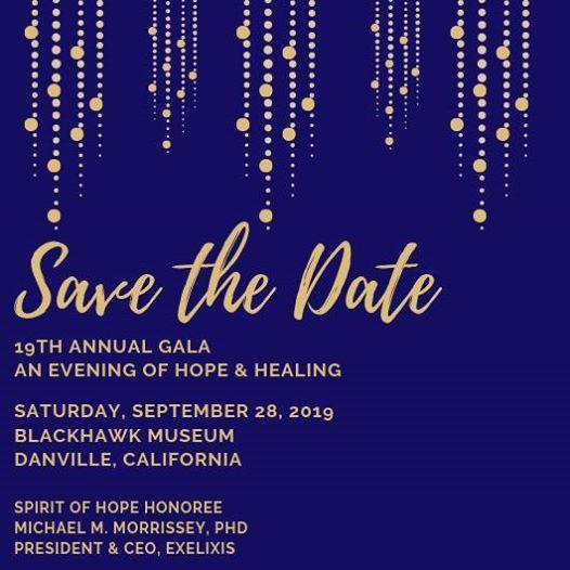 An Evening of Hope & Healing at Blackhawk Museum, Danville