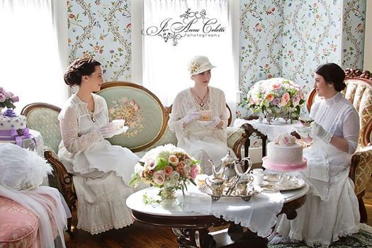 Downton Abbey Inspired Afternoon Tea- Fully Booked