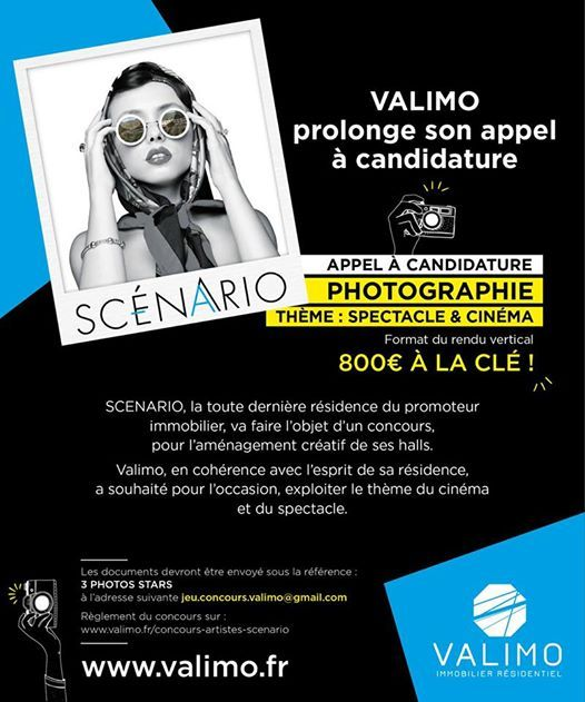 Concours photo - 800 euros  gagner