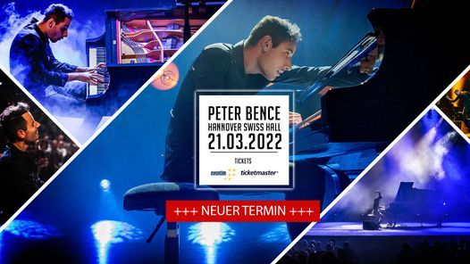 Peter Bence - Hannover - Swiss Life Hall, 21 March | Event in Seelze | AllEvents.in