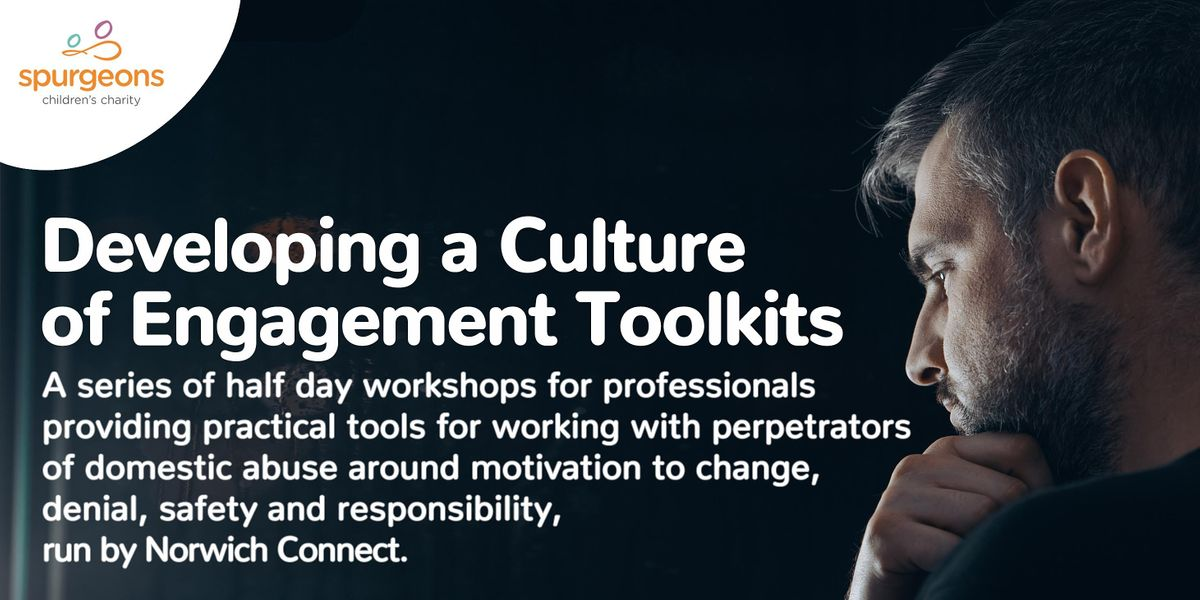 Culture of Engagement Toolkit Part 1: Motivation to Change | Online Event | AllEvents.in
