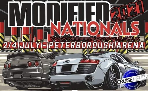 Cruise-Herts attends MODIFIED NATIONALS, 2 July | Event in Peterborough | AllEvents.in