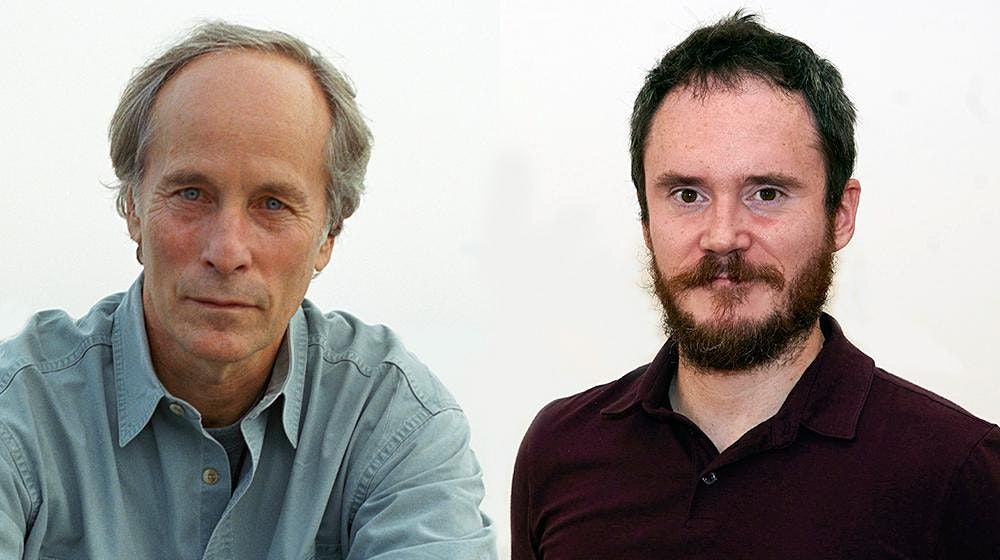 CCCB- Conversa amb Richard Ford i Borja Bagunyà, 30 September | Event in Barcelona | AllEvents.in