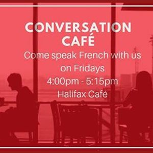 Weekly Conversation Cafe