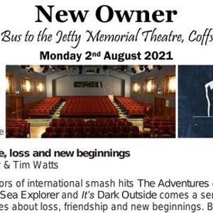 New Owner with Port Bus  Jetty Memorial Theatre