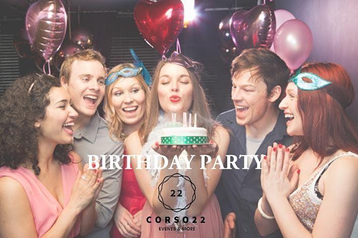 La tua festa di Compleanno a Milano sconti e promozioni fino al 50%.