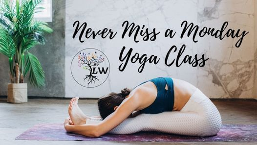 Never Miss a Monday Yoga Class, 17 May | Event in Lansing | AllEvents.in
