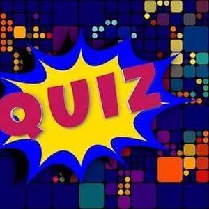 Sunday Night Quiz - BACK IN THE BAR