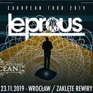 Leprous  The Ocean Port Noir  23 XI  Wrocaw