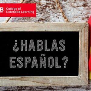 Spanish Intermediate Level 1