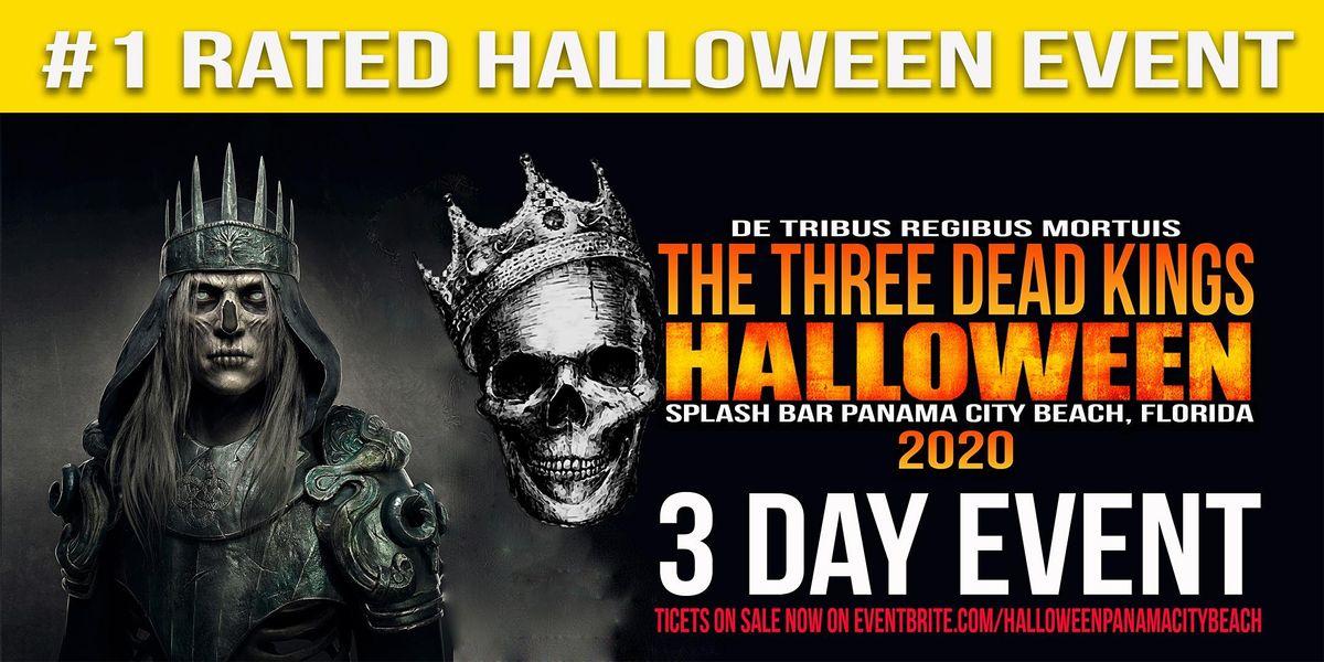 Panama City Halloween Events 2020 Halloween Panama City Beach 2020, 6520 Thomas Dr, Panama City, 31