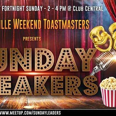 Toastmasters Online Club Meeting - Master Zoom Speaking