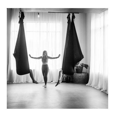 Beginner Aerial Yoga Workshop