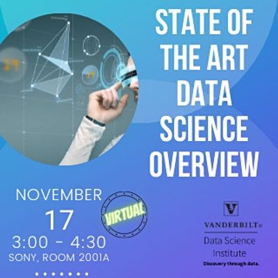 State of the Art Data Science Overview