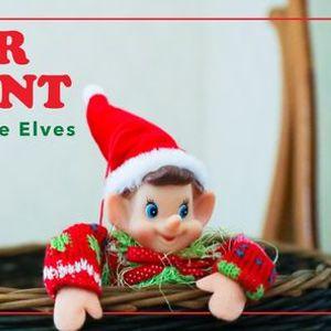 I-Spy the Glensheen Elves