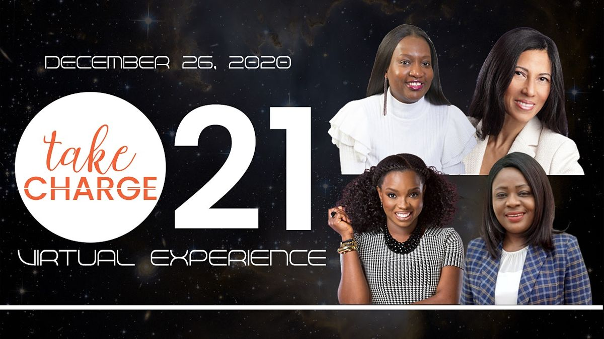 Take Charge '21, 26 December | Online Event | AllEvents.in
